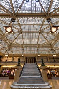 Rookery Building Lobby Chicago