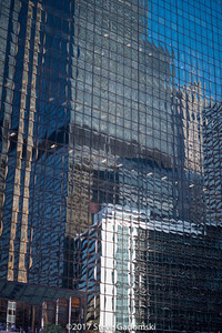 Tower Reflections Chicago