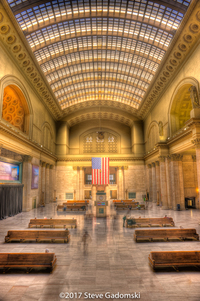 Union Station Chicago Center