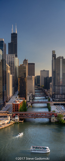 Chicago River Bridges South