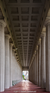 Soldier Field Colonnade