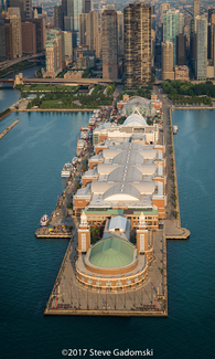 Navy Pier Aloft Chicago