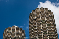 Marina City Morning