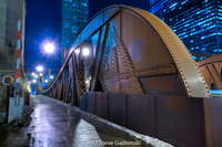 Steel Bridge Chicago