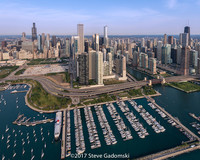 DuSable Harbor Chicago