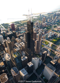 Willis Tower Chicago Aloft